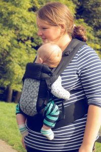 Help! My child cries in the sling - Carrying Matters