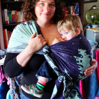 Safe Breast Bottle Feeding In A Sling Carrying Matters