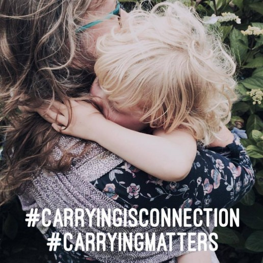 carrying children matters