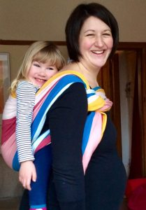big kid with bump