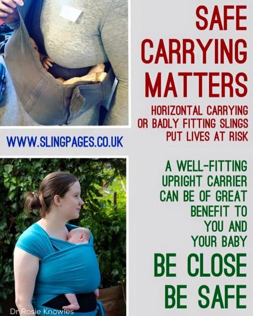 sling safety matters sling safely