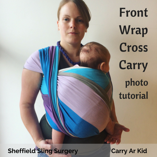 woven wrap photo tutorial