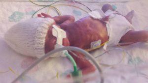 newborn Alex