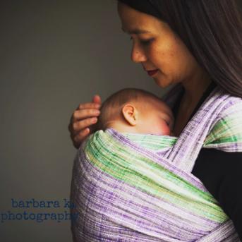 the unhelpful rules of babywearing