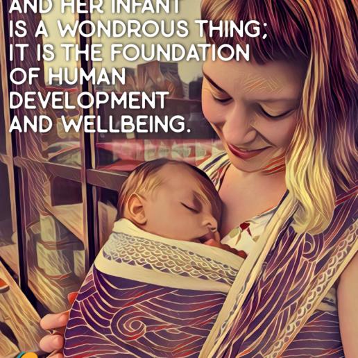 Breastfeeding infant mental health mother-baby dyad