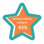 reduce crying