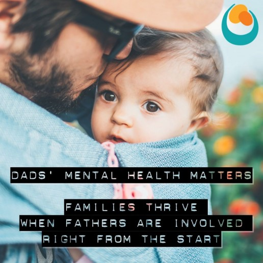 fathers' mental health
