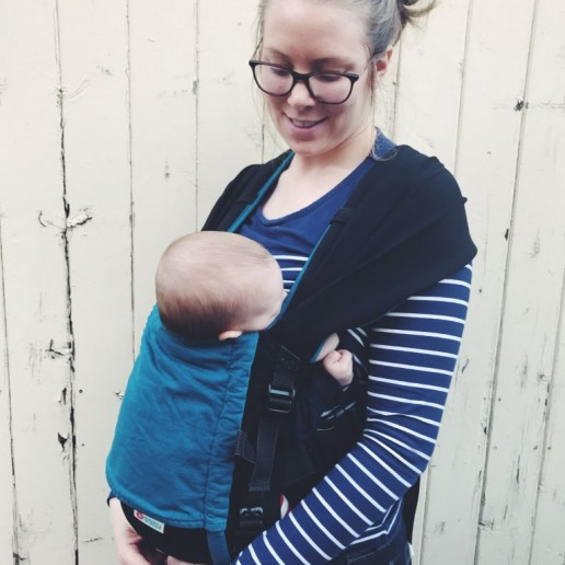4f9452d447c Safe Breast   Bottle Feeding in a Sling • Carrying Matters
