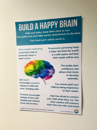 build a happy brain posters