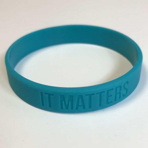 It Matters Wristband
