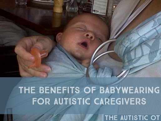 babywearing and autistic caregivers